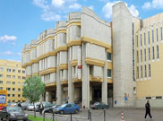гостиница русь, санкт-петербург